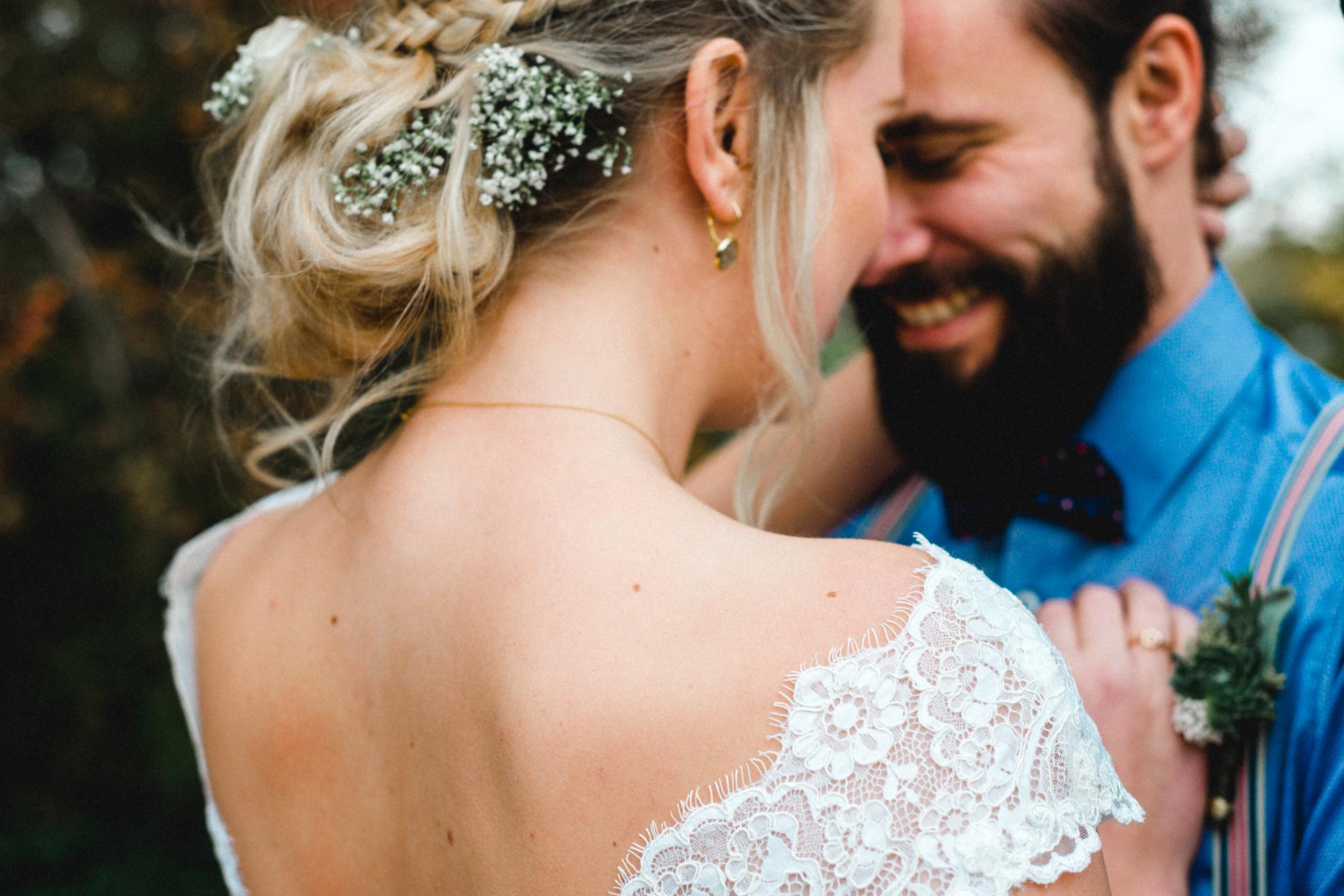 Hochzeitsinspiration – Goldene Herbstliebe